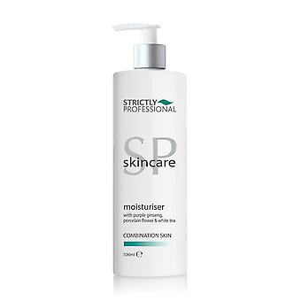 Strictly professional moisturiser combination skin 500ml