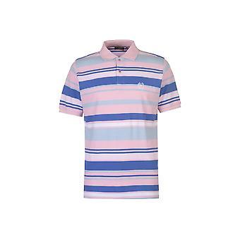 Pierre Cardin Stripe Polo Shirt Mens