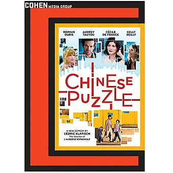 Chinese Puzzle [DVD] USA import