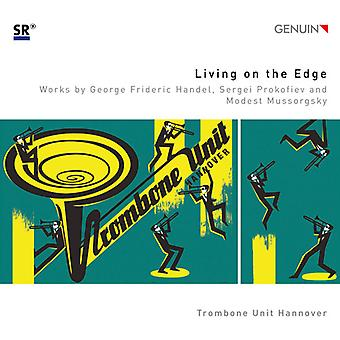 Handel / Wolfson / Walter - Living on the Edge [CD] USA import