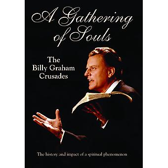 Gathering of Souls: The Billy Graham Crusades [DVD] USA import