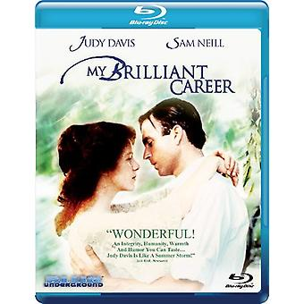 My Brilliant Career [BLU-RAY] USA import