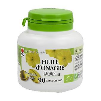Evening primrose oil 500 mg Bio 90 capsules