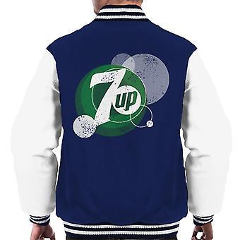 7UP Fizz Logo Män's Varsity Jacka