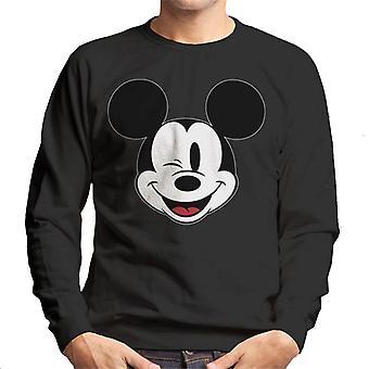 Disney Mikke Mus blinkende menn ' s Pullover