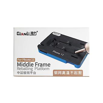 QianLi Middle Frame Reballing Platform for iPhone 11 | iParts4U