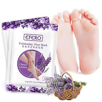 Feet Exfoliating, Foot Mask Skin Peeling, Dead Skin Feet Mask Pedicure Foot