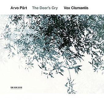 Vox Clamantis/Tulve,-Arvo del: The Deer [CD] USA import