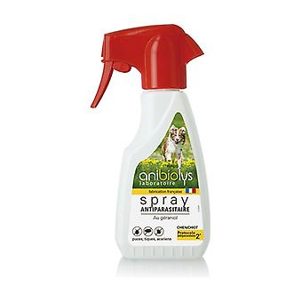Anti-parasite Dog Spray 250 ml