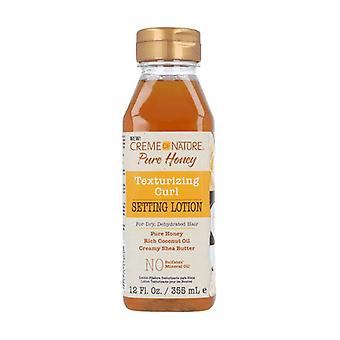Con pure honey text curl setting lot 355 ml