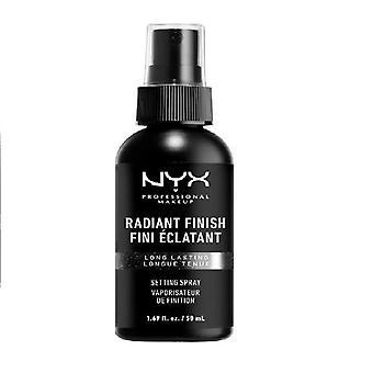 NYX PROF. MAKEUP Spray de ajuste de maquillaje radiante