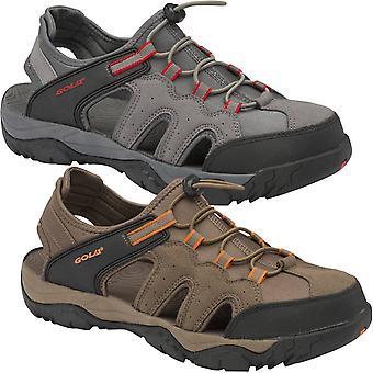 Gola Mens Arizona Outdoor Walking Hiking  Trail Closed Toe Trekking Sandal