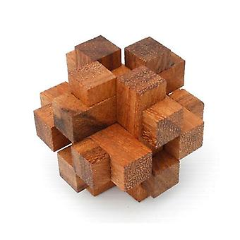 Mango stromy 3D štvorca Puzzle