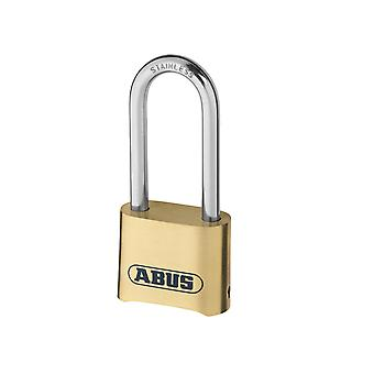 Abus ABU180IB50LC 50mm HB63 Nautilus Combination Padlock Long Shackle