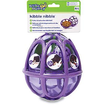 Busy Buddy Kibble Nibble Feeder Ball - Medium/Large