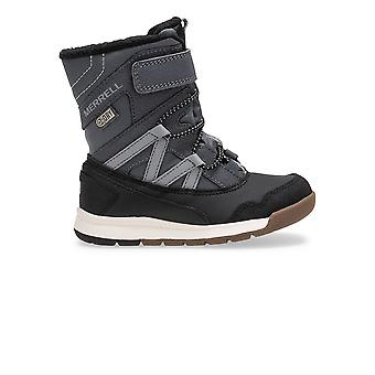 Merrell Snow Crush Waterproof Junior Walking Boots