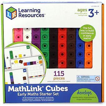 Learning Resources Mathlink Würfel Aktivität Set