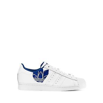 Adidas - Shoes - Sneakers - FY2826_Superstar - Unisex - white,blue - UK 4.5