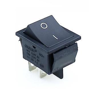 4 Pins/6 Pins Kcd4, Rocker Switch, On-off, 2-position, Electrical Equipment