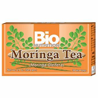 Bio Nutrition Inc Moringa Tea, 30 TEEPUSSIA