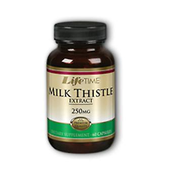 Life Time Nutritional Specialties High Pot Milk Thistle, 250 mg, 60 caps