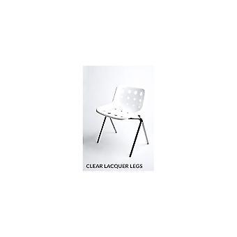 Loft Robin Day 4 Leg Teal Plastic Polo Chair