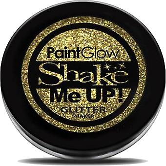 PaintGlow Holographic Glitter Shaker - Gold - 5g