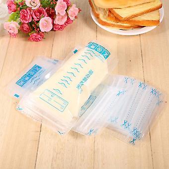 30st/set 250ml Bröstmjölk Frys förvaringspåse