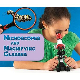 Microscopes and Magnifying Glasses (Science Tools)