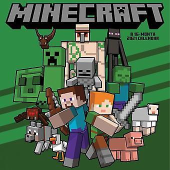 Minecraft Kalender 2021