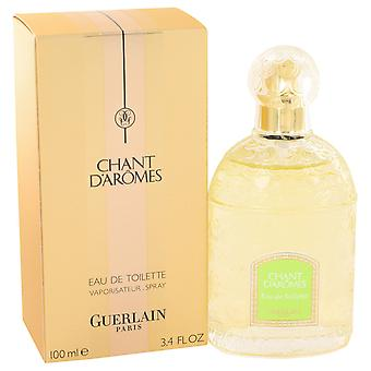 Chant D'aromes By Guerlain EDT Spray 100ml