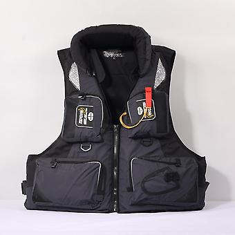 Men Women Fishing Life Vest Outdoor Water Sports Safety Life Jacket For Boat