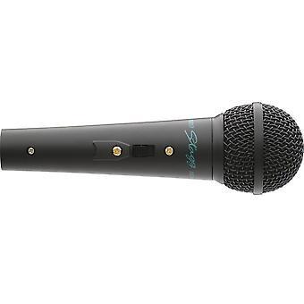 Micrófono dinámico Stagg md-1500bkh, cardioide