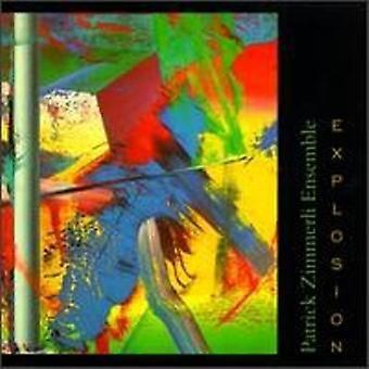 Patrick Zimmerli Ensemble - Explosion [CD] USA import