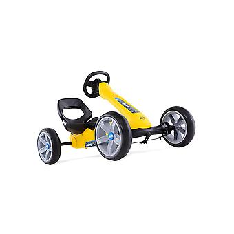 BERG giallo reppy rider pedal junior go kart