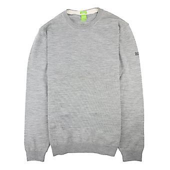 Hugo Boss Rando Fw15 Rundhals Sweatshirt grau 059 SA30
