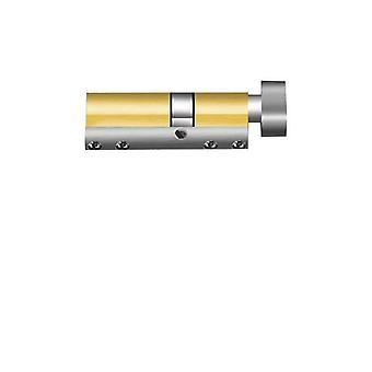 Serratura in rame di sicurezza del cilindro della porta con chiavi