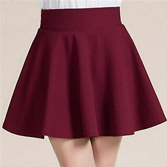 Zimowy letni styl kobiety spódnica elastyczne panie midi sexy krótki