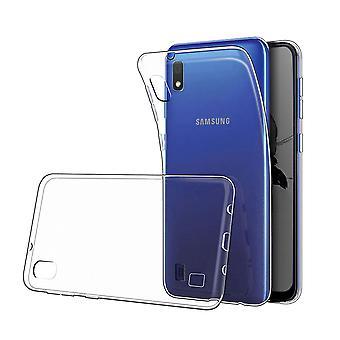 Coque Pour Samsung Galaxy A10, Housse De Protection En Silicone De Haute Qualité, Transparent
