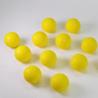 Enhanced Design Foam Golf Practice Training Balls 12pcs