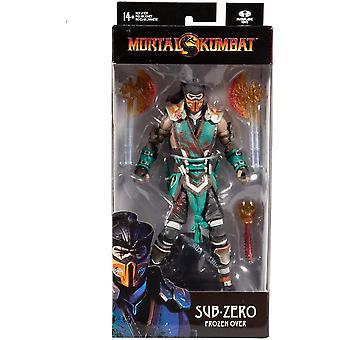 Mortal Kombat Bloody Sub Zero Action Figure