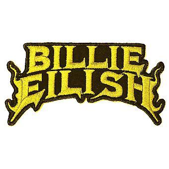 بيلي Eilish التصحيح الشعلة الصفراء الرسمية الجديدة