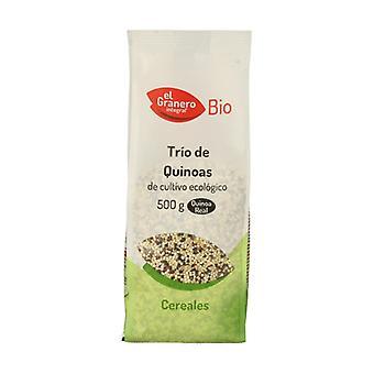 Bio Quinoas Trio 500 g