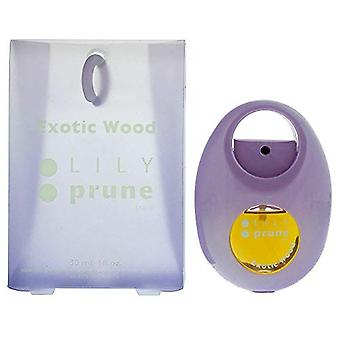 Ulric De Varens Lily Prune Exotic Wood Eau de Parfum 30ml Spray