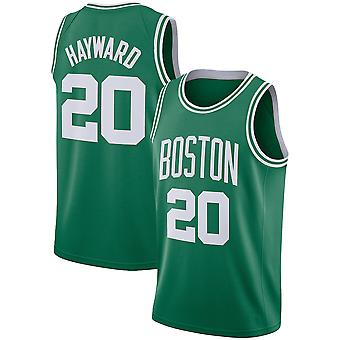 Boston Celtics Nr.20 Gordon Hayward Loose Baschet Jersey Tricouri Sport 3QY062