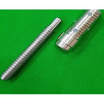 Pool Cue Joint Pin And Insert For Wavy United Billiards Shaft Fittings