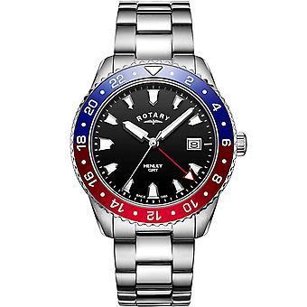 Mens Horloge Rotary GB05108/30, Quartz, 42mm, 10ATM