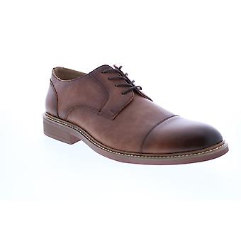 Unlisted by Kenneth Cole Adult Mens Jimmie Lace Up Ct Cap Toe Oxfords & Lace Ups