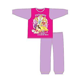 子供とアポスのディズニープリンセスパジャマセット