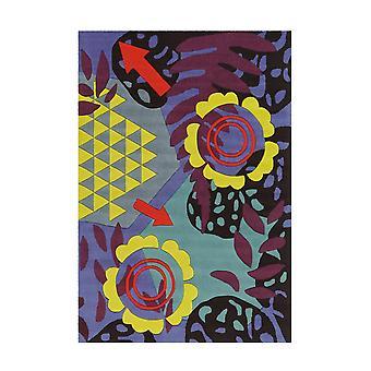 Fairber Mat Kert Multicolorido